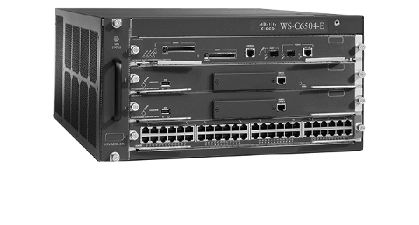 سوئیچ catalyst-سوئیچ سیسکو catalyst 6504-E -سوئیچ کاتالیست-پیکربندی سوئیچ کاتالیست-Cisco Catalyst 6504-E Switch