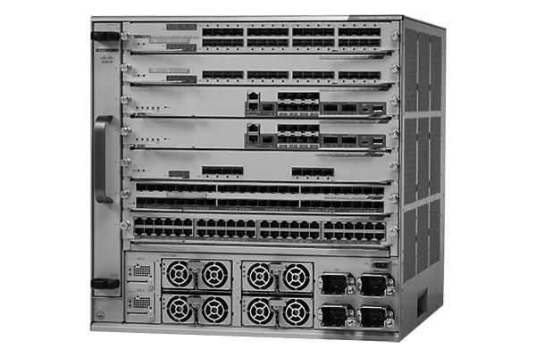 سوئیچ catalyst-سوئیچ سیسکو catalyst 6807-XL -سوئیچ کاتالیست-پیکربندی سوئیچ کاتالیست-Cisco Catalyst 6807-XL Switch