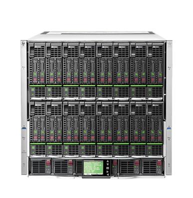 HPE BladeSystem c7000 Enclusure - انکلوژر c3000 hp - سرور BladeSystem