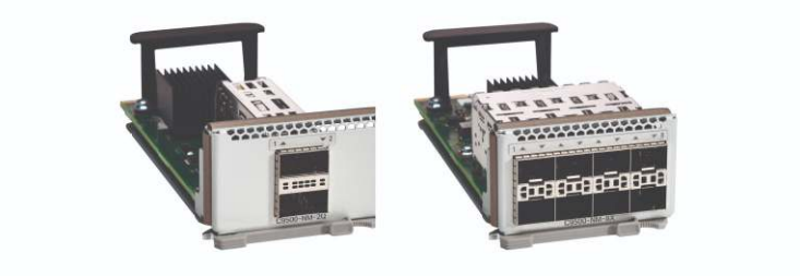 ماژول های شبکه در کاتالیست 9500