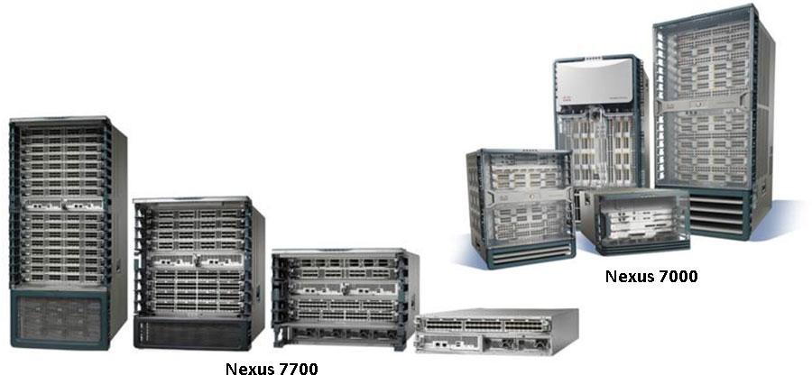 سوئیچ های سری Nexus 7000 سیسکو