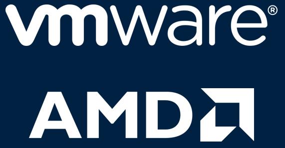 VMware AMD